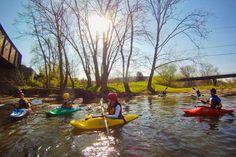 Kayaking Class Kayaking, Kayaks