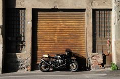 Moto Guzzi V11 Cafe Racer by Greaser Garage #motorcycles #caferacer #motos | caferacerpasion.com