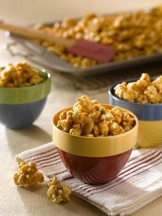 Caramel Popcorn Crunch