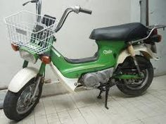 Honda-Chaly Antique Motorcycles, 50cc, Honda, Antiques, Vehicles, Antiquities, Rolling Stock, Antique, Vehicle