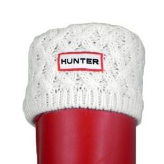 Available Hunter Boot Socks . By HUNTER. #hunter #boots #socks