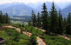 Rittisberg Adventure in Ramsau am Dachstein Austria Dachstein Austria, Bad Gastein, Mount Rainier, Travel Destinations, Adventure, Mountains, Places, Nature, Hiking Trails