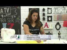 Ateliê na TV - Rede Vida - 27.04.2017 - Renata Silva e Lourdes Cavalini - YouTube