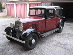 Adjugé 6 5000 euros par Ariège Enchères le 13 avril 2015 : PEUGEOT 301 Limousine, année présumée 1932.