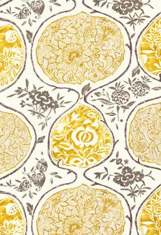 We love this #yellow pattern! Wouldn't it make great throw pillows on our Felton collection?