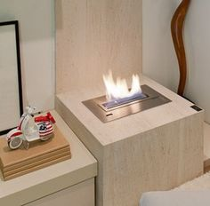 AFIRE is one the largest manufactures of electronic remote controlled bio ethanol burner inserts in the world