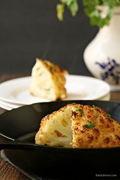The best baked cauliflower recipe for whole30, paleo, and healthy family meals!