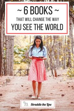 Six books for curious millennials that will change the way you see the world.