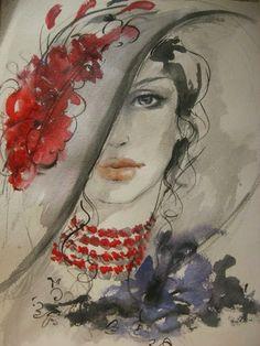 ► Leonard Cohen Fatima Tomaeva ~ Non devi amarmi | Tutt'Art@ | Pittura * Scultura * Poesia * Musica |