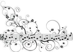 Musical doodle - I liked this one the best from the threaded conversation.