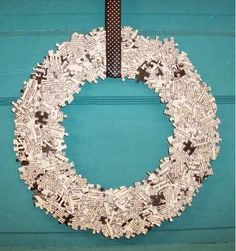 10 Best Jigsaw wreaths images | Puzzle