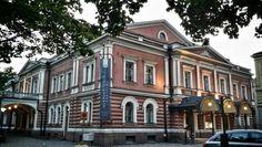 Old Opera House, Helsinki, Finland
