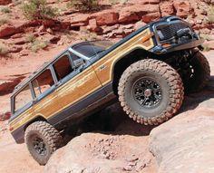 Turbo diesel Jeep Wagoneer
