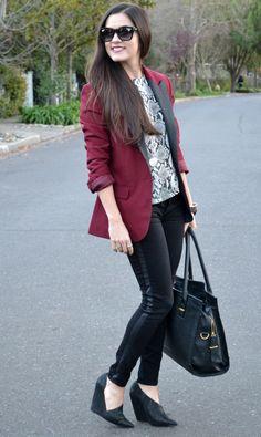 Kitties + Couture: Asos blazer
