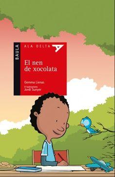 ESTIU-2017. Gemma Lienas. El nen de xocolata.  Ficció (6-8 anys). Receptes Pares.