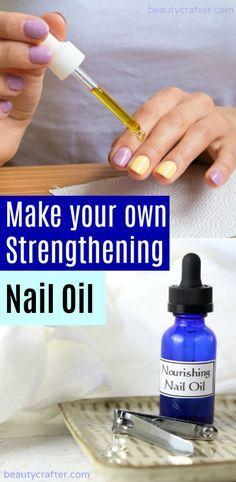 Nail Strengthener DIY, Nail oil recipe for strong nails.- Nail Strengthener DIY, Nail oil recipe for strong nails. Cure brittle weak nails… Nail Strengthener DIY, Nail oil recipe for strong nails. Normal Hair Loss, Oil For Hair Loss, Diy Beauty Nails, Diy Nails, Beauty Tips, Beauty Hacks, Beauty Solutions, Diy Nail Polish, Beauty Box