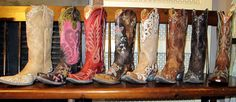 We love our Old Gringo boots