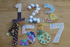 Days of Creation Craft - A Mom On A Mission