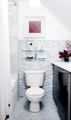 I love it!!! I need new bathroom!! My bathroom looks like from 80s!!  Photo credit: Michael Graydon #ScrubbingBubblesZenContest