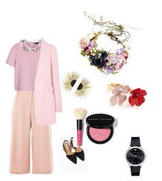 Designer Clothes, Shoes & Bags for Women Max Co, Giorgio Armani, Marni, Bobbi Brown, Joseph, Topshop, Cosmetics, Shoe Bag, Polyvore