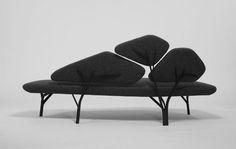 Borghese Sofa door Noé Duchaufour Lawrance