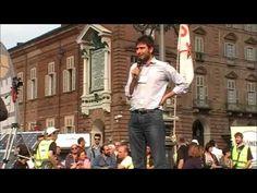 """Alessandro Di Battista (M5S) """"La credibilità"""" - Torino"""