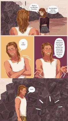 Hades' Holiday :: Part 2. Page 19   Tapastic Comics - image 1