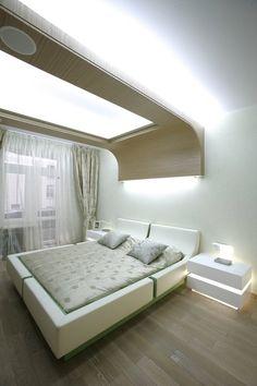 Kilka sposobów na rozświetlenie sypialni