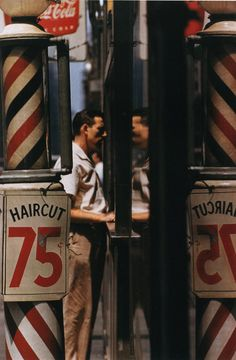 Saul Leiter and the New York School