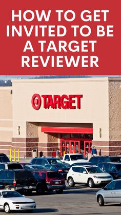 HURRY AND JOIN THE BULLSEYE INSIDERS FOR A CHANCE TO GET INVITED TO TARGET'S REVIEWER PROGRAM! WHAT IS BULLSEYE INSIDERS? Bullseye Insiders is a consumer community program Target has where they ask your opinions on their products and what kind of stuff you buy. You want to join it so you can possibly get invited to the reviewer program.