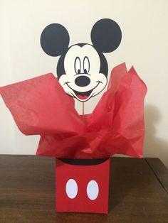 Centro de mesa Turma do Mickey - Mickey