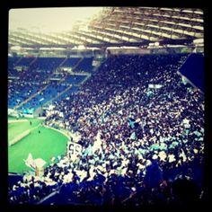 #ultras #Lazio #calcio #soccer #football #fans #tifosi #stadium
