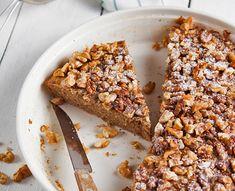 Gluten-free quinoa cake
