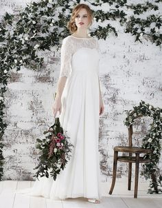 Aspen Bridal Dress