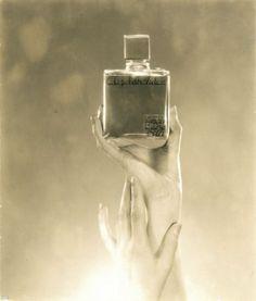 Baron Adolph de Meyer, parfum Elizabeth Arden