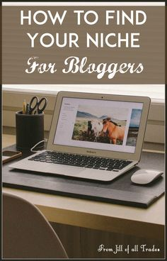 How to Find Your Niche: For Bloggers     ~Jill of all Trades