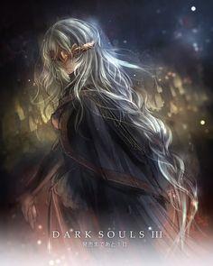 Dark Souls 3 | Fire Keeper