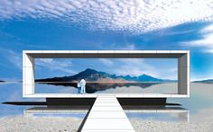 Axis Architects | Salt Flats Viewing Pavilion
