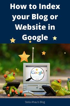Learn how you can index your post on Google and accelerate your appearance in the Search Engines