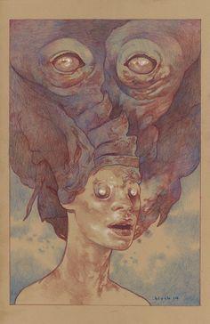 Of A Hive Mind by stevenrussellblack.deviantart.com on @deviantART