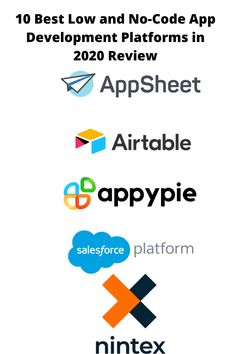 A low-code development platform is a software platform that is able to provide a development environment that can be used to create application software. This platform makes use of graphical user interfaces and configuration, unlike traditional hand-coded computer programming. No-code development platforms provide drag-and-drop tools that help businesses to develop software quickly without any prior coding knowledge. Salesforce Platform, Small Business From Home, App Development Companies, Computer Programming, Seo Tips, User Interface, Content Marketing, Software, Environment