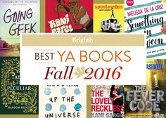 The YA category for fall 2016 is brimming with books that should appeal to eager readers ready for something challenging and satisfying this autumn.