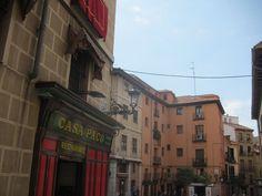 Casa Paco, Puerta Cerrada, Centro. Madrid by voces, via Flickr