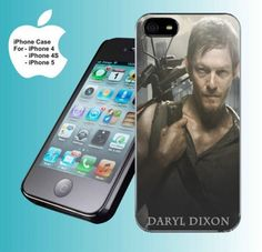DARYL DIXON THE WALKING DEAD iPhone Case And Samsung Galaxy Case Available for iPhone Case iPad Case iPod Case Samsung Galaxy Case Galaxy Note Case HTC Case Blackberry Case,were ready for rubber and hard plastic material, Ready for the new one iPhone 6