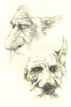 Old and Troll by Azurenex on deviantART