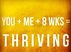 I'm ready, are YOU ready? I'm here to help you become the best version of yourself with the Thrive 8 week experience. Energy, joint support, anti-aging, collagen support, and more. Check out stories of real people at www.eab1218.le-vel.com. Feel free to message me with questions!