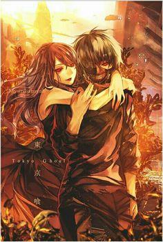 Rize & Kaneki