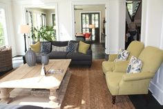 living room design of princess margaret home by lynda reeves of house and home