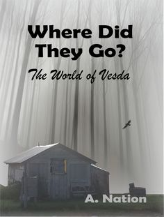 My 1st nanowrimo book that I wrote in 11 days. 'Where' is an urban fantasy that takes place in Idaho. This is the new cover