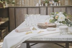 serve yourself meals can be just as beautiful as a formal dinner